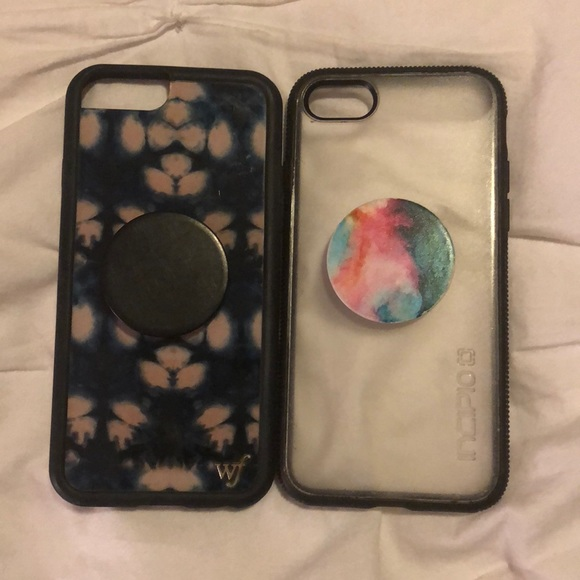 on sale f154f eb94b iphone 6 cases WITH POPSOCKET!!!!